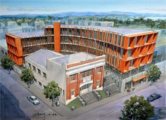 Crosson, Clarke, Carnachan Architects | Projects - The Orange_2