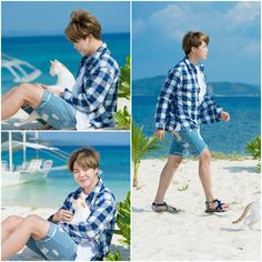 #BTS #JIMIN with the cat. Catmin is real!!!♥♥♥