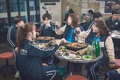 Weightlifting Fairy Kim Bok Joo Swag, Do You Like Messi, Korean Drama, Weight Lifting, Kdrama, Scene, Film, Movies, Meals