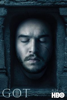 Game of Thrones unleashed 16 teaser posters on Wednesday for the upcoming sixth season and the official new key art. All expand on that creepy...