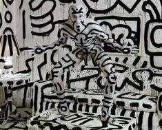Keith Haring...  is gone too soon