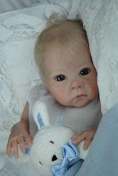 Bespoke Babies 'Saoirse' Bonnie Brown Reborn Baby Boy