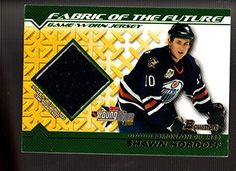 Oilers Shawn Horcoff Memorabilia