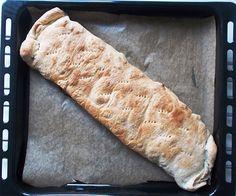 Jednoduchá jablková štrúdľa z lístkového cesta | Urob si sám Samos, Bread, Food, Basket, Brot, Essen, Baking, Meals, Breads