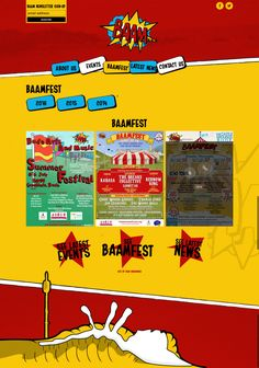 BAAMFest Illustration and Website Design in Bude, Cornwall Bude Cornwall, Website Designs, Software Development, Graphic Design, Illustration, Illustrations, Design Websites, Site Design, Web Design