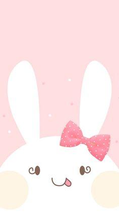 Easter Wallpaper, Kawaii Wallpaper, Animal Wallpaper, Love Wallpaper, Cute Animal Drawings Kawaii, Kawaii Art, Tumblr Backgrounds, Wallpaper Backgrounds, Cellphone Wallpaper