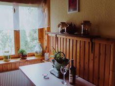 Domek Ronniego w Kościelisku kuchnia