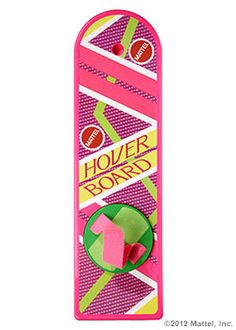 Back to the Future™ Hoverboard (Prop Replica)