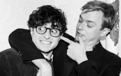 Daniel Radcliffe posts Dane DeHaan kill your darlings kyd