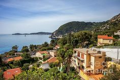 French Riviera, Coast, Ship, France, Mansions, House Styles, Luxury Houses, French, Palaces