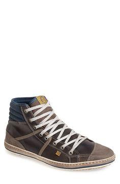 new styles e47d8 8ff7b Dune London  Solar Eclipse  High Top Sneaker (Men)   Nordstrom
