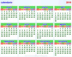 Calendario 2018 Printable Template My Calendar, Calendar Printable, Calendario Editable, Printables, Templates, Calendar 2017, Role Models, Template, Western Food