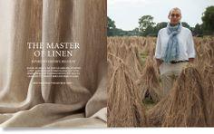 The Master of Linen - Raymond Libeert