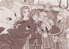After 12 years of neglection, name-calling and bullying. Hiccup the muted, emotionless 15 year old is training to kill a dragon but meets a Night Fury. Httyd Dragons, Dreamworks Dragons, Disney And Dreamworks, Hiccup And Toothless, Hiccup And Astrid, Toothless Cake, How To Train Dragon, How To Train Your, Hicks Und Astrid