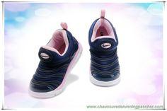 best cheap 35978 2bf3c Enfants Nike Dynamo Free Bleu Noir   Soft Rose   Deep Pourpre Bleu