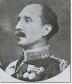 Gordon Highlander VC hero