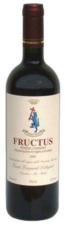 Fructus - Rosso Conero DOC - red wine from Italian Marche Region