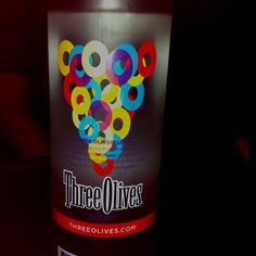 Three Olives Loopy! Tastes like a bowl of fruit loops! Yum-o!