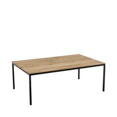 Table de salon chêne sauvage mass. H41cm Dining Bench, Table, Sweet Home, Furniture, Home Decor, Homes, Dining Room Bench, Table Bench, House Beautiful