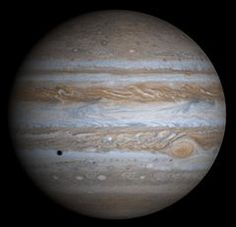 JUPITER  The Romans named the planet after the Roman god Jupiter
