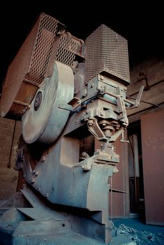 Mega Machine by Owl's Flight Photography, via Flickr