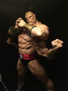 Pop Culture Shock Pcs Goro Exclusive Mortal Kombat Sideshow Street Fighter in TV, Movie & Video Games | eBay
