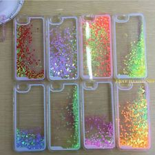 Glitter Liquid Bling Flowing Love Phone Cases Cover For iphone 5 5S 5G/6/6Plus