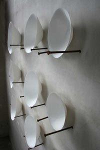 idea for display | caroline swift | bone china bowls