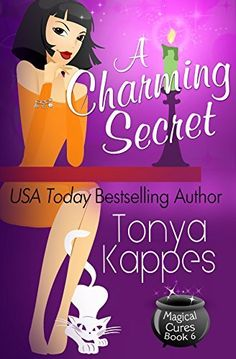 A Charming Secret (Magical Cures Mystery Series Book 6) by Tonya Kappes, http://www.amazon.com/dp/B00O80W5TW/ref=cm_sw_r_pi_dp_PlXmub0XKJZWN