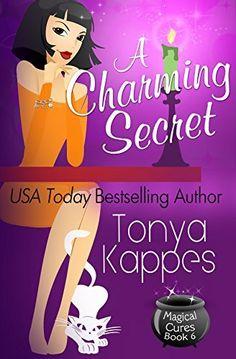 A Charming Secret (Magical Cures Mystery Series Book 6) by Tonya Kappes, http://www.amazon.com/dp/B00O80W5TW/ref=cm_sw_r_pi_dp_PlXmub0XKJZWN