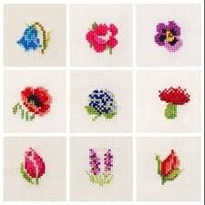 Ethamine Template Kanevice Pulley On Ins Briefcaselock - Diy Crafts Tiny Cross Stitch, Easy Cross Stitch Patterns, Cross Stitch Heart, Cross Stitch Borders, Simple Cross Stitch, Cross Stitch Flowers, Cross Stitch Designs, Cross Stitching, Cross Stitch Embroidery
