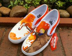 0290de5a7ba997 Calvin and Hobbes Sleeping in Tree Custom Hand-Painted Van s Shoes (Any  Size