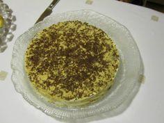 Gelado de leite condensado, chocolate e bolacha maria  Para encomendas visite: https://www.facebook.com/encomendasapieceofcake
