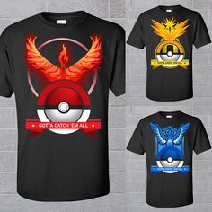 Men's Pokemon Go ...! Check it out here! http://loluxes.myshopify.com/products/mens-pokemon-go-team-casual-short-sleeve-t-shirt-s-2xl-3-colors?utm_campaign=social_autopilot&utm_source=pin&utm_medium=pin #onlineshopping #Loluxe #NewItem #shopnow #shopping