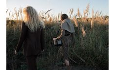 On the Road Photo Look, Bradley Mountain, Editorial Fashion, Paper, Archive, Women, Women's