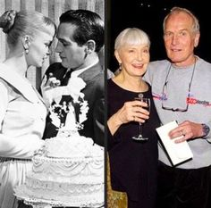 "Paul Newman's letter to his wife on their wedding day:         ""Happiness in marriage is not something that just happens.  A good marriage must be created.  In the Art of Marriage,                       the little things are the big things.  It is never being too old to hold hands.  I..."
