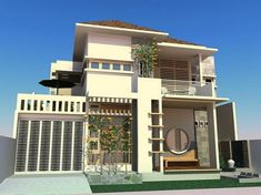 1000 images about modern home design and ideas on for Modern minimalist house design philippines