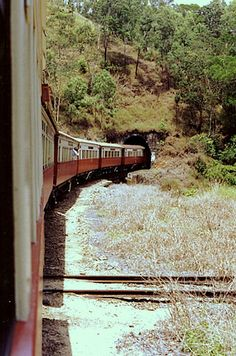 Cairns to Kuranda Tourist Train in Queensland, Australia.by by Chris & Steve on Flickr