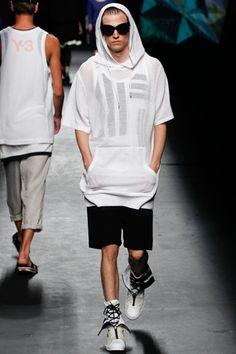Yohji Yamamoto for adidas Y-3 Spring 2013 Men's Collection