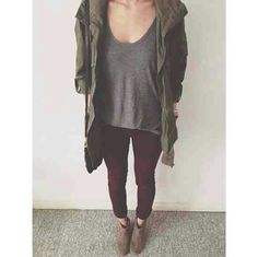 I've really wanted a green Khaki jacket that looks something like this lately. Anybody know of any good ones? -↠Kelsey↞
