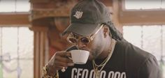 2 Chainz Does Not Like Civet Coffee -