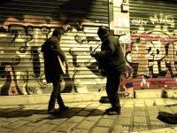 Photos: Ermou Crew 2014 | Busking in Athens