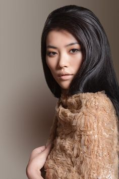 Liu Wen is a Chinese fashion model..ranked the #3 model in the world according to models.com