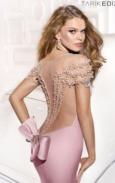 Tarik Ediz 92404 Dress - MissesDressy.com