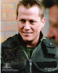 Jonas Quinn from Stargate SG1