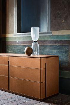 Fidelio Notte Poltrona Frau Bedside Cabinet In 2019