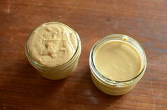 two peanut butters