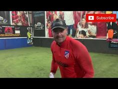 individual/Solo goalkeeping drills ,Home workout for the quarantine goalkeeper Part 3 Goalkeeper Drills, Goalkeeper Training, Soccer Goalie, Retro Football, Keep Fit, Get In Shape, At Home Workouts, Coaching, Youtube
