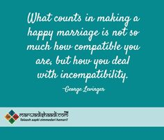 #Dealing with incompatibility