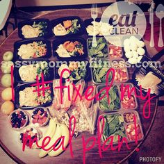 I fixed my meal plan, and you can too! Starting January 1 I'm opening up my 21 day fix challenge group to anyone who wants to do this challenge with me! but in order to get in on this group you have to buy the 21 day fix, or the Beachbody portion fix program! You also have to have this program in your hands before January 1. No late starts on this one! you also have to check into the group every single day. No exceptions! if you don't check in every way you're kicked out! I just want everyone to know that going into the group. But that is your expectation. It's not hard, LOL. there are no excuses as to why you can't afford this program, the portion fix is totally affordable for everyone! if you want in on this awesome group that starts in just a few weeks, comment below with your email address and I will send you all the info. #21dayfix #portionfix #nomoreexcuses #cutthebullshitpeople